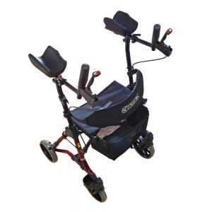 Taima Rollator with Gutter Arm supports