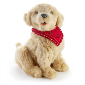Interactive Companion Pet Dog - Golden Pup