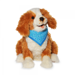 Ageless Innovation - Interactive Companion Pet - Freckled Pup