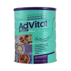 High Calorie Nutritional Support - AdVital Formula Powder Neutral Flavour
