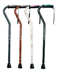 Airgo Comfort Plus Offset Cane - Options