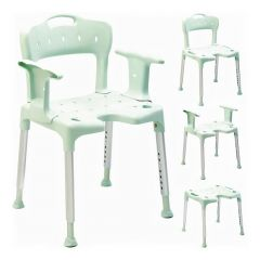 Etac Swift Shower Chair_Green