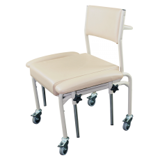 Mobile Support Chair - Kingston Mobile Chair with Dropside Arms