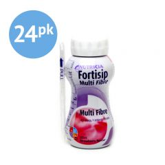 Nutricia Fortisip Multifibre - High Energy Nutritional Supplement