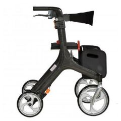 Peak Ellipse Super Lite Rollator Carbon Fibre