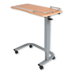 Over Bed Table - Premium Lift Overbed Table