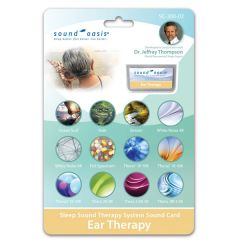 Sound Oasis - Tinnitus Ear Therapy Sound Card