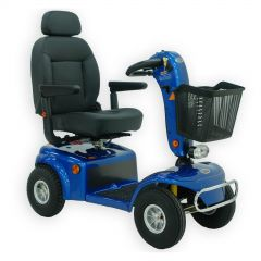 Shoprider Scooter TE9 Allrounder