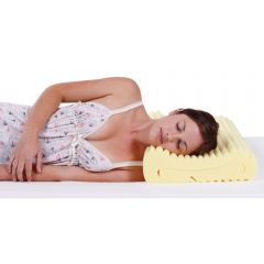 Complete Sleeprrr Traditional Foam Deluxe Pillow