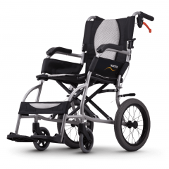 Karma Ergo Lite Transit Wheelchair - Fixed Legrest