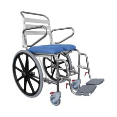 KCare Self-Propelled Shower Commode - 445mm seat width