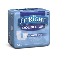 Medline Double Up Booster Pad Liners - 450 ml