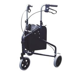Merits - Tri-Wheel Rollator