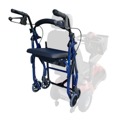 Shoprider - Front Folding Walker / Rollator Carrier