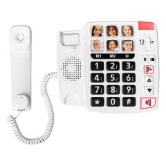 Oricom Care80S Amplified Phone with Photo Dialling