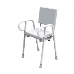 Premium Bariatric Shower Stool With Backrest