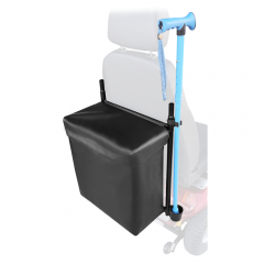 Shoprider - Large carry bag with walking stick holder