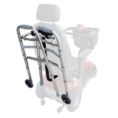 Shoprider - Walking Frame Holder for Mobility Scooter